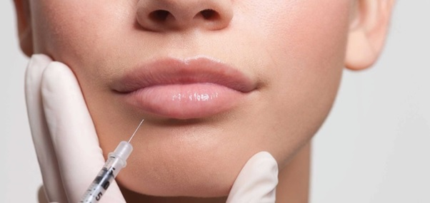 Fillers Injection make lips tighter, thicker, and sexier